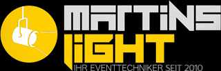 Martinslight - Martin Löbel - Logo